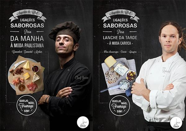 Visuel de la communication Export au Brésil