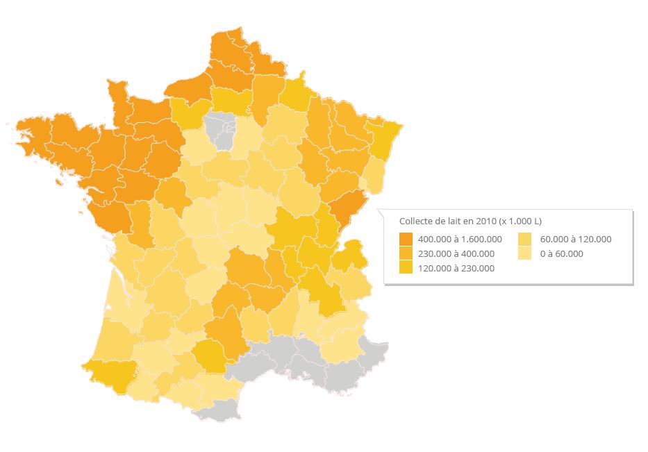 La France laitière